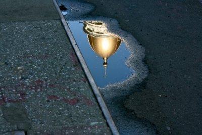 New York Through Reflections