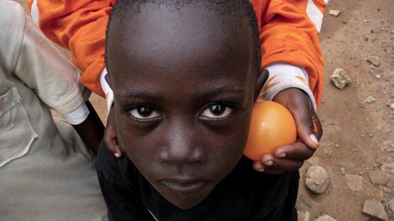 Portraits in Ghana