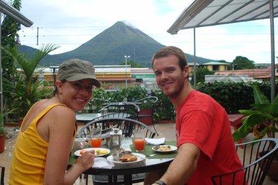 Arenal Volcano in La Fortuna