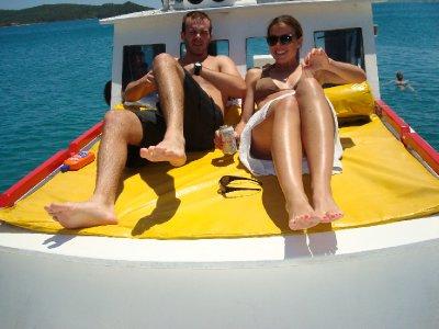 We like boats
