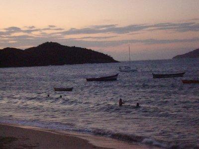 Sunset in Buzios