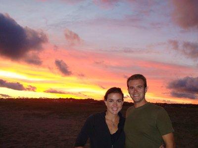La Barra-Punta Sunset...the best in South America!