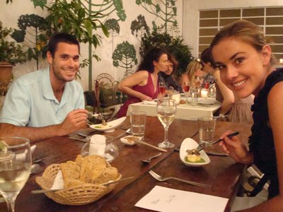 Dinner at Casa Felix - excellent and innovative meal