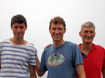 Peter, Ed and Nick