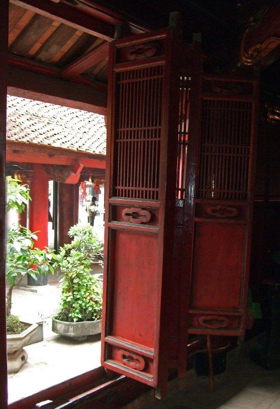 Doors, Temple of Literature