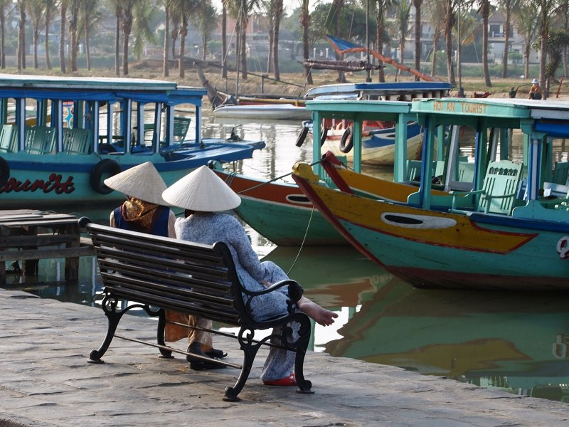 Hoi An early morning