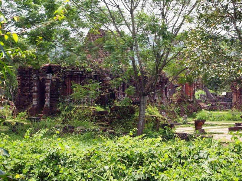 My Son Cham temples, Hoi An