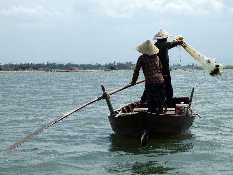 Fishing in Hoi An photo 1