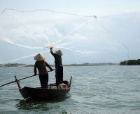 Fishing in Hoi An 5