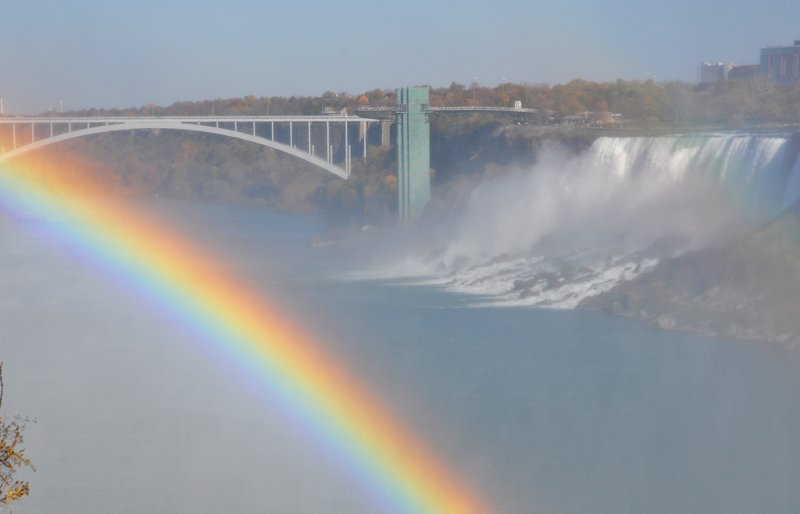 Rainbow and Rainbow Bridge