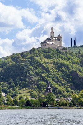 Castle in Braubach