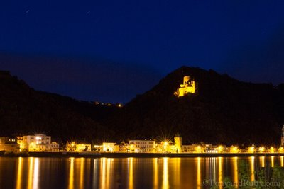 View of St. Goar at Night