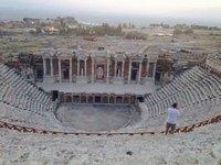 Huge Coliseum at Pummukale