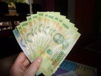 Im a millionare!