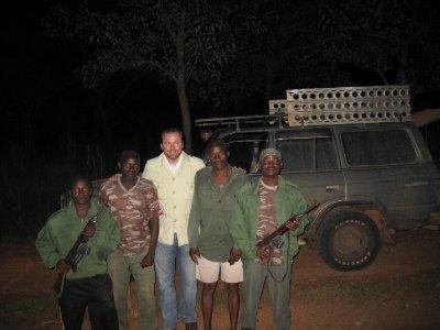 Zambia - Congo Border area