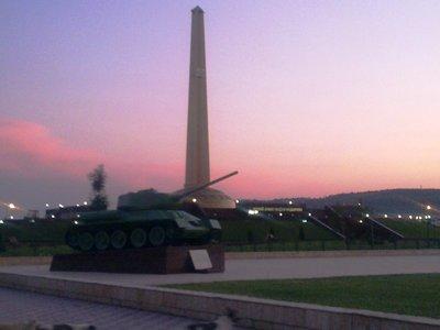 Chechen War Memorial