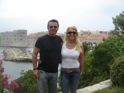 Stopover in Dubrovnik