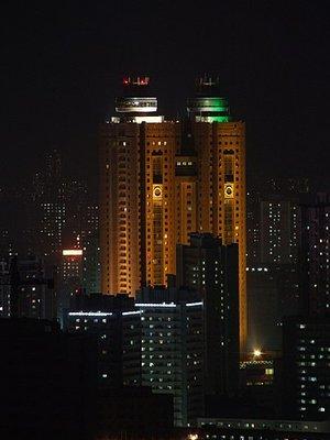 368px-Koryo_Hotel_at_night