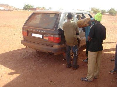 Mali, Gas Station