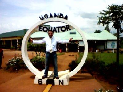 Uganda Equator Crossing
