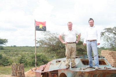 Angola - Dangerous Roads