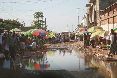 Angola - Capital Roads