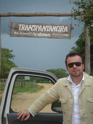 Pantanal: Gate to Jurassic Park