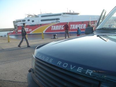Tarifa-Tanger Ferry