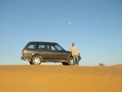 Morocco, Sand Dunes