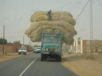 Mauretania, Route de l'Espoir