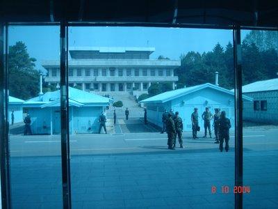North Korea, Panmunyom Border