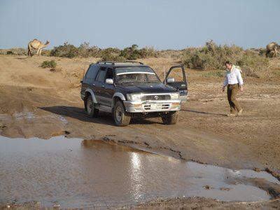 Somaliland roads