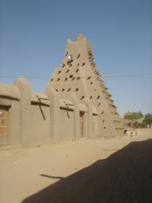 Timbuktu, Mud Mosque