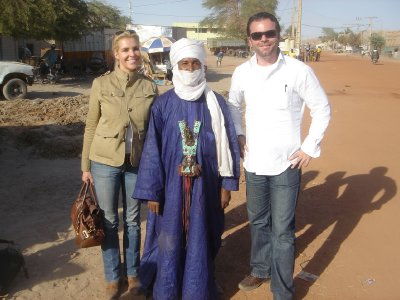 Timbuktu, Touareg Friend