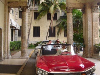 Crusin' Cuba in style