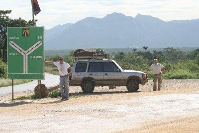 Angola - Crossroads