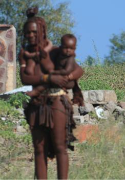 Angola - Himba Roads