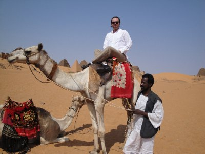 Ride on a Camel