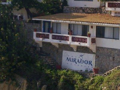 Hotel Mirador, Acapulco
