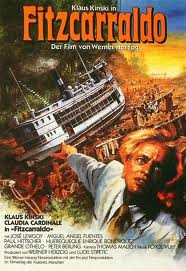 "One crazy movie: ""Fitzcarraldo"" with Klaus Kinski"