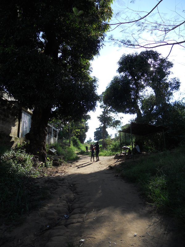 Dongo town