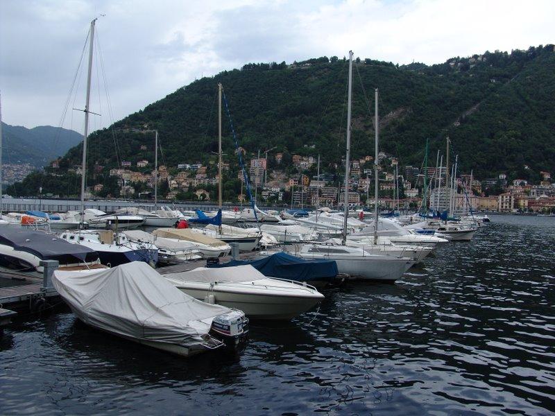 Como harbour