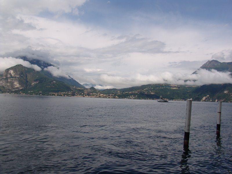 Menaggio from across the lake
