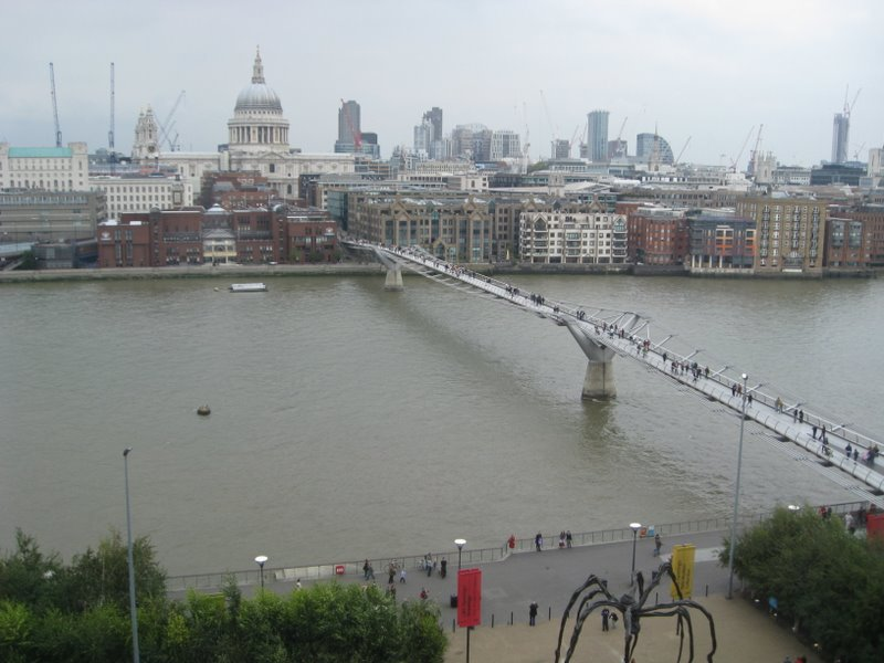 View from the Tate Modern
