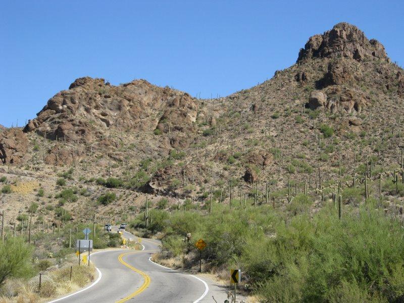 Gates Pass Road