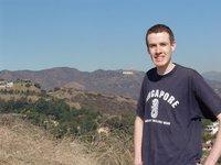 Tim on the East Ridge