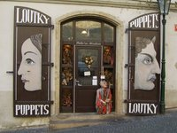 Puppet Shop Prague