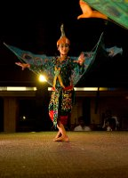 A traditional Khmer Cambodian dance depicting the half bird / human tale in Siem Reap, Cambodia