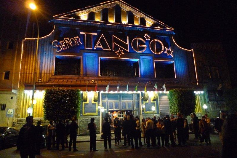 BA Sr Tango