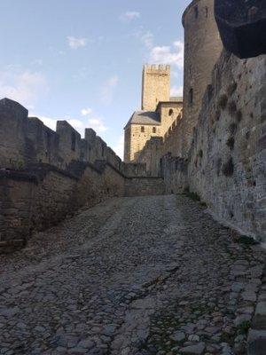 Carcassonne -Cite Medievale